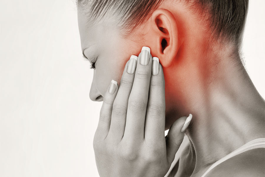 TMJ Pain Area