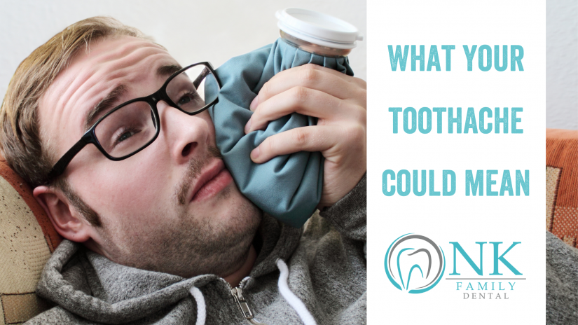 What Your Toothache Could Mean