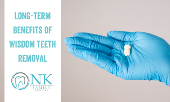 Long-Term Benefits of Wisdom Teeth Removal
