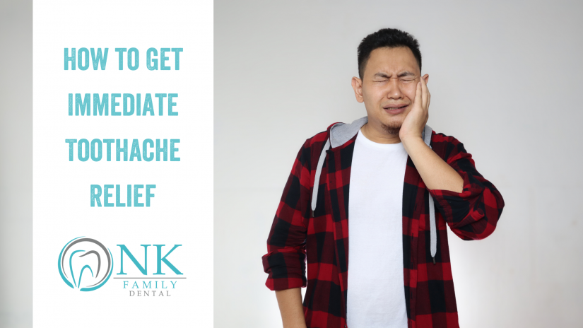 How to Get Immediate Toothache Relief