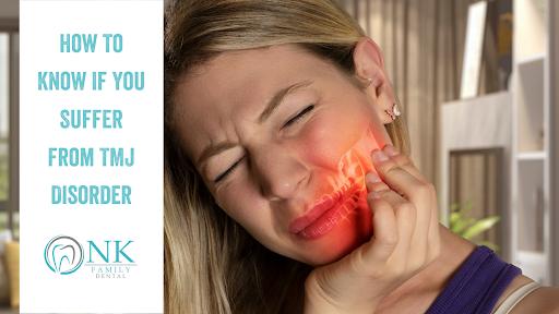 How To Know If You Suffer From TMJ Disorder