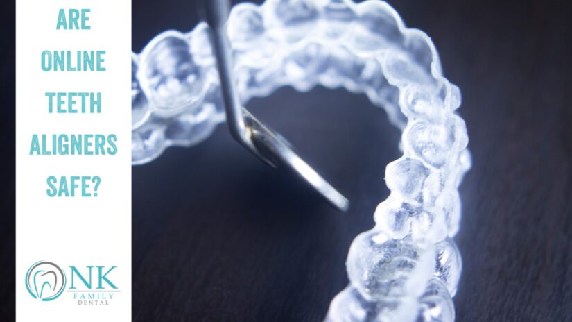 Are Online Teeth Aligners Safe?